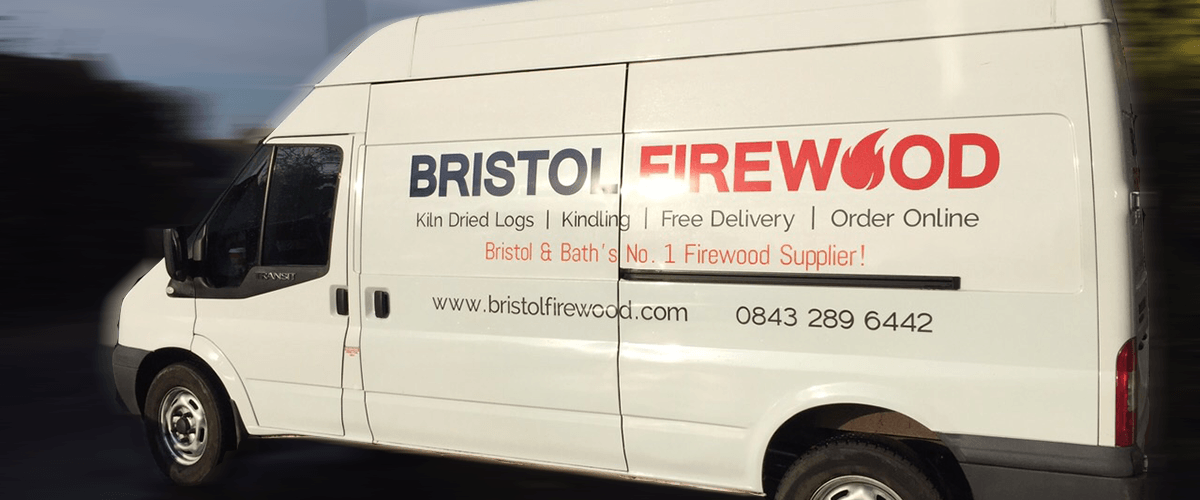 Bristol Firewood Van