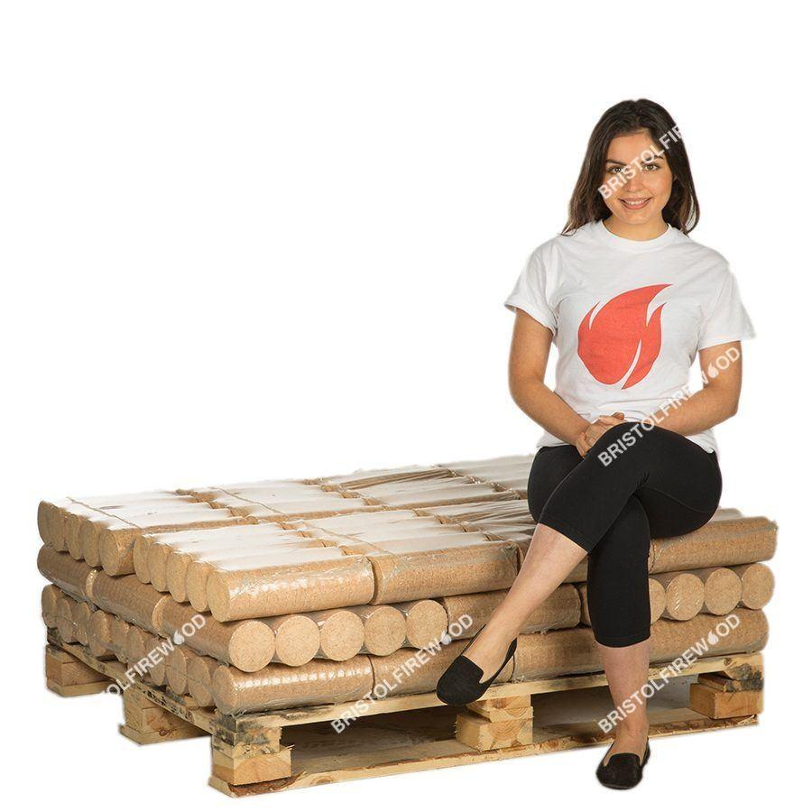 240kg heat logs
