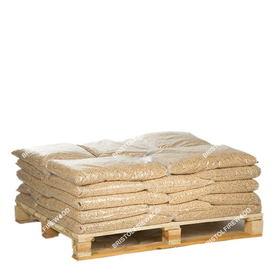 240kg woodpellets standalone