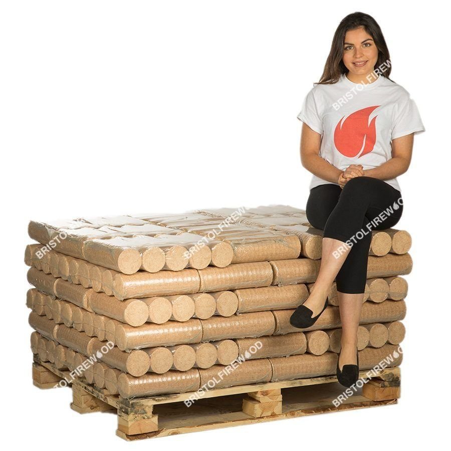 480kg heat logs