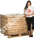720kg heat logs