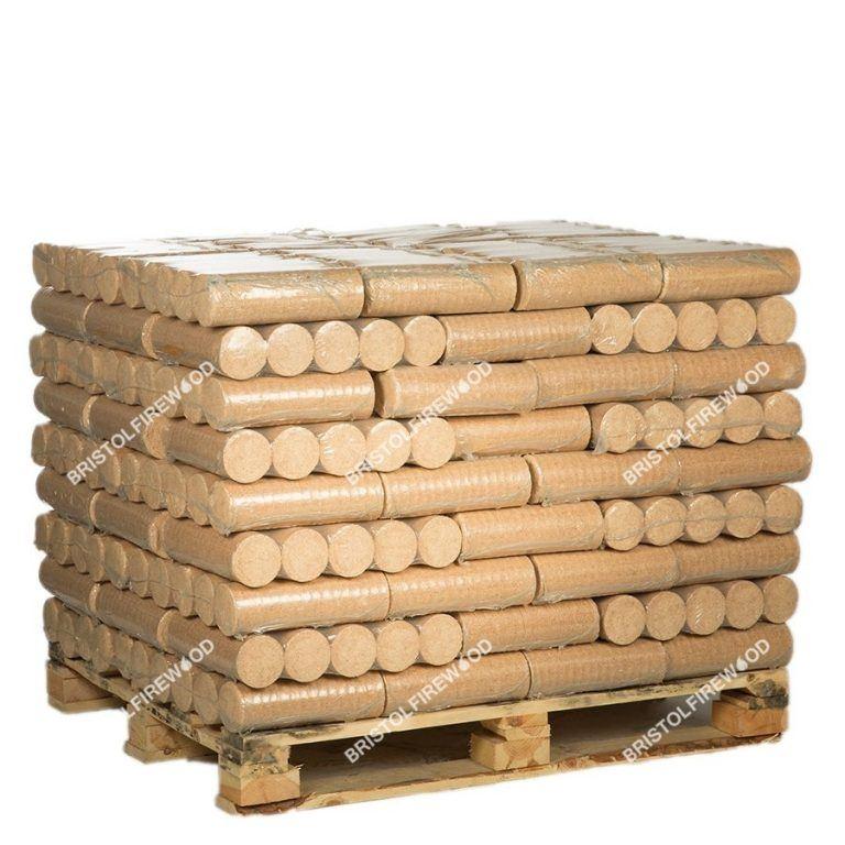 720kg heat logs standalone