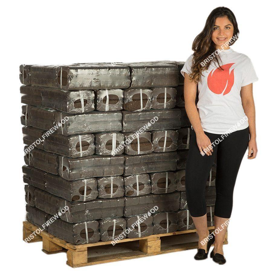 960kg peat briquettes