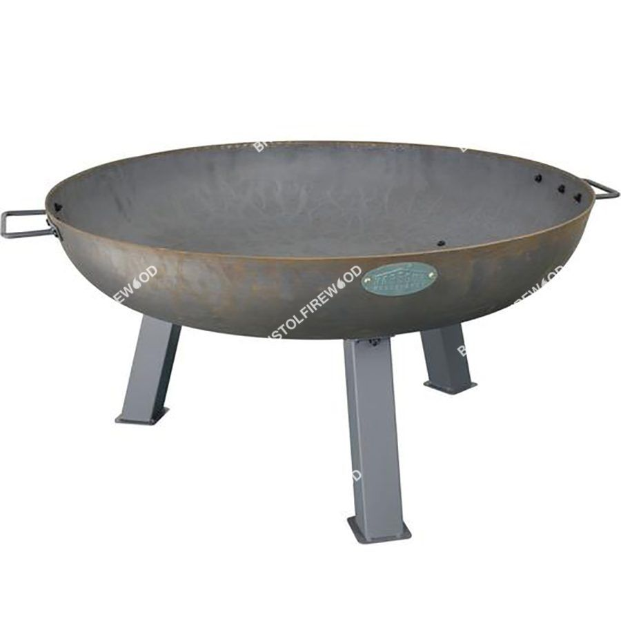 cast iron outdoor garden fire pit