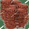 150 nets kiln dried logs