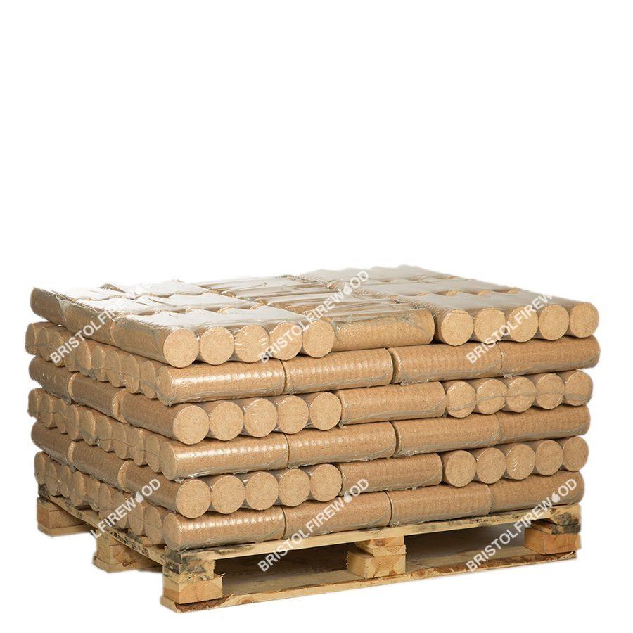 480kg heat logs standalone