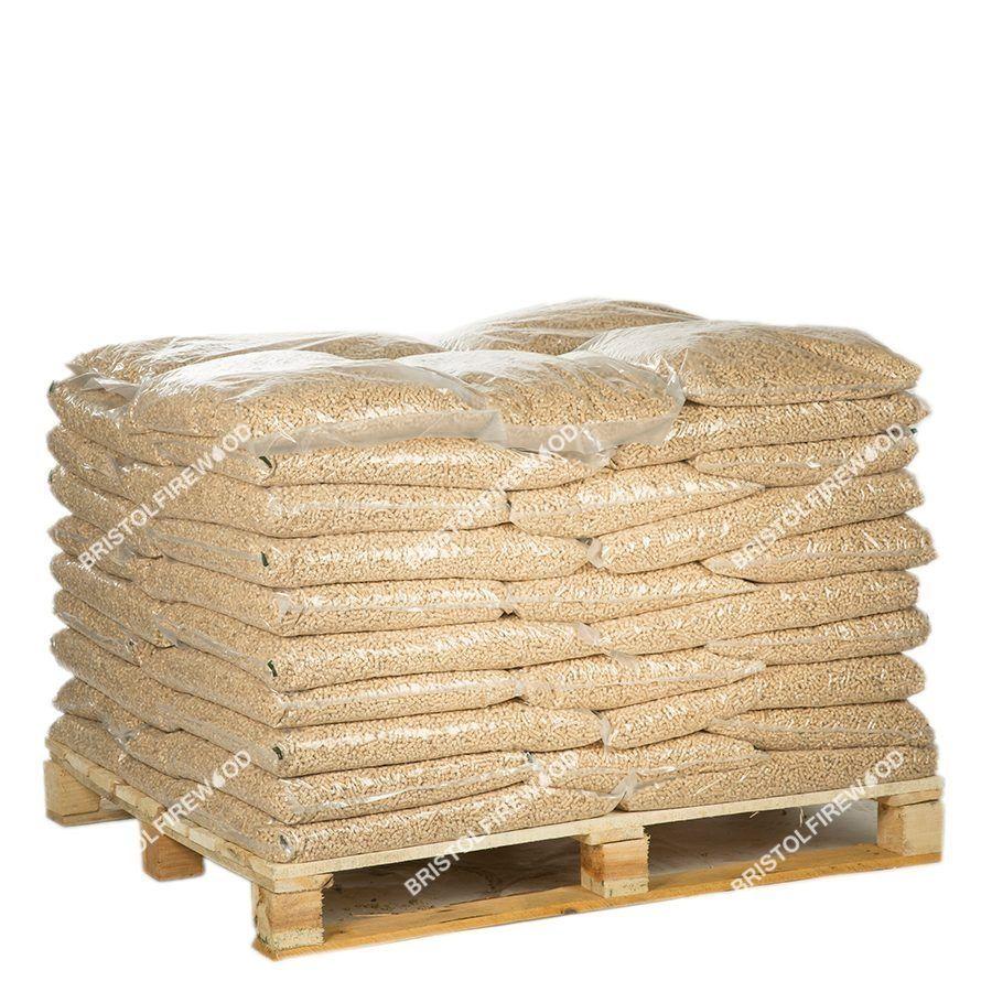 480kg wood pellets standalone