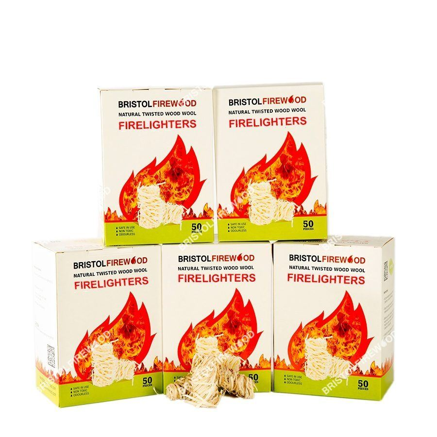 5 natural firelighters