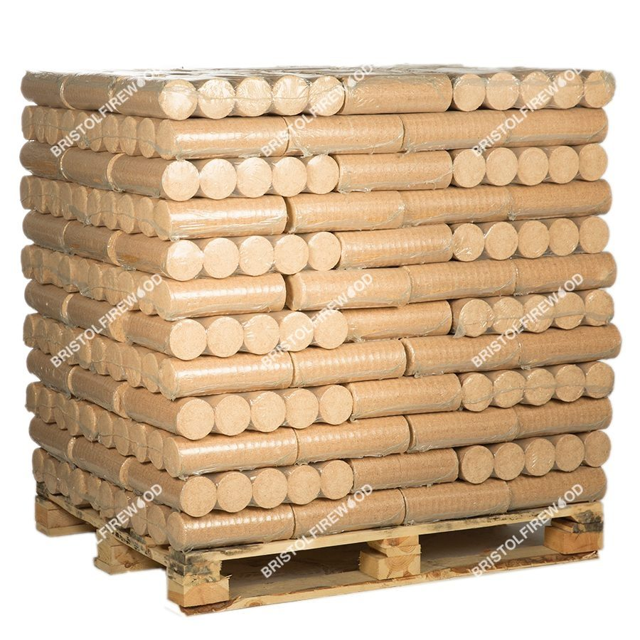 960kg heat logs standalone