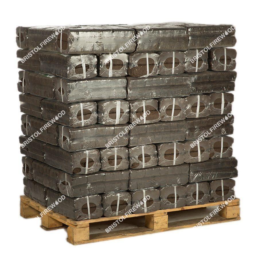 960kg peat briquettes standalone